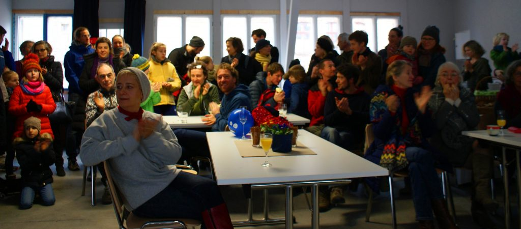 Vortrag zur Eröffnungsfeier der Klimawerkstatt Werder