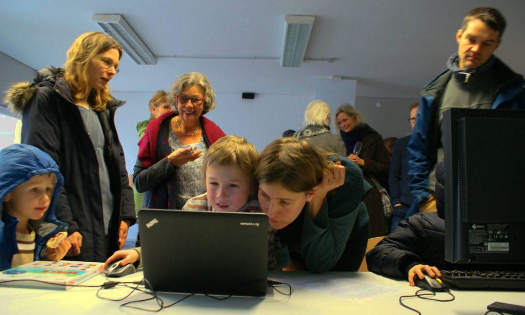 Klimawerkstatt Werder Eröffnungsfeier