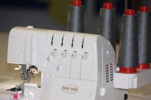 Einführung Nähen mit der Overlockmaschine @ Klimawerkstatt Werder