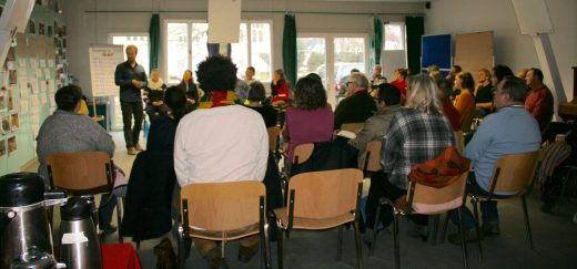 Kiezklimatag Januar 2019 Klimawerkstatt Werder