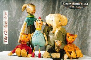 """Kinderpuppentheater """"Die Glückssucher"""" @ Klimawerkstatt Werder"""